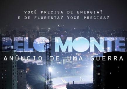 belo monte: anúncio de uma guerra